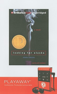 Looking for Alaska [With Headphones] (Playaway Young Adult) Cover Image