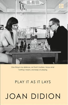 Cover for Play It as It Lays