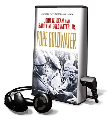 Pure Goldwater [With Earbuds] Cover