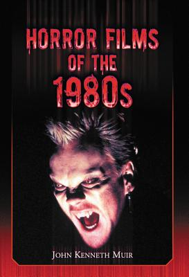 Horror Films of the 1980s Cover Image
