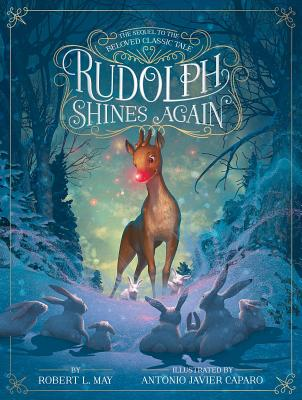 Rudolph Shines Again Cover Image