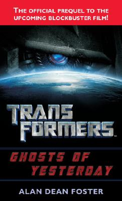 Transformers: Ghosts of Yesterday Cover Image