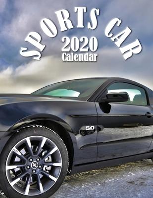 Sports Car 2020 Calendar Cover Image