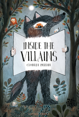 Inside the Villains Cover Image