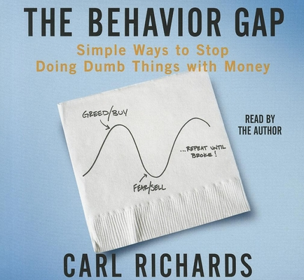 The Behavior Gap Cover