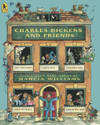 Cover for Charles Dickens and Friends
