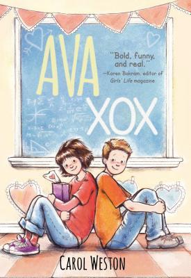 Ava Xox (Ava and Pip #3) Cover Image