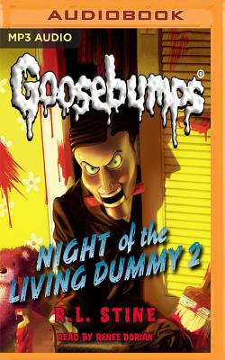 Cover for Night of the Living Dummy 2 (Classic Goosebumps #25)