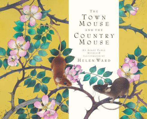 The Town Mouse and the Country Mouse Cover Image