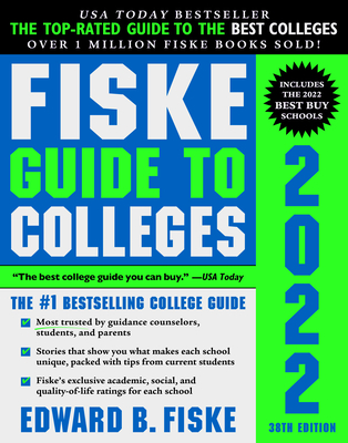 Fiske Guide to Colleges 2022 Cover Image