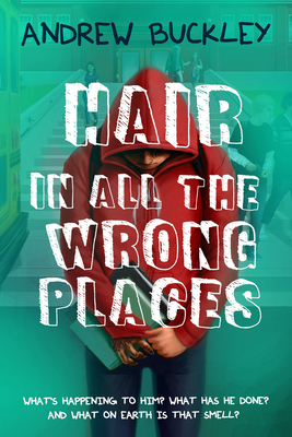 Hair in All the Wrong Places Cover