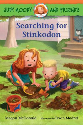 Judy Moody and Friends: Searching for Stinkodon Cover Image