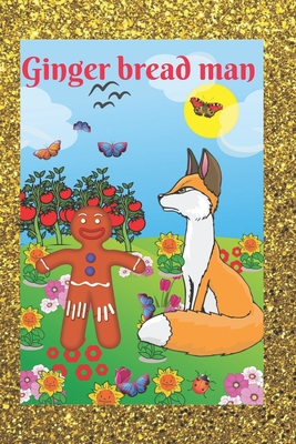 Gingerbread Man Cover Image