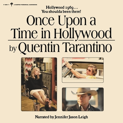 Once Upon a Time in Hollywood Lib/E Cover Image