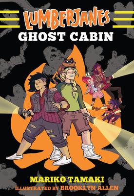 Lumberjanes: Ghost Cabin (Lumberjanes #4) Cover Image