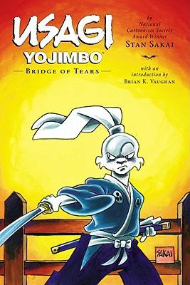 Usagi Yojimbo Volume 23: Bridge of Tears Cover Image