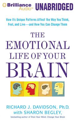 The Emotional Life of Your Brain Cover