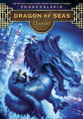 Dragon of Seas Cover Image