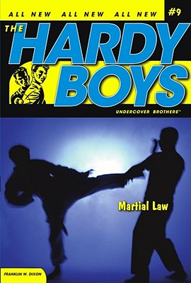 Martial Law (Hardy Boys (All New) Undercover Brothers #9) Cover Image