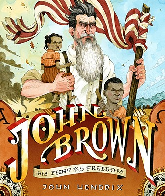 John Brown: His Fight for Freedom Cover Image