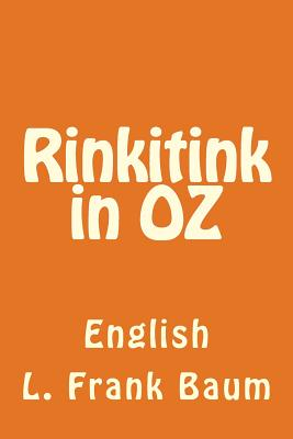 Rinkitink in Oz: English Cover Image