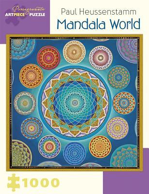 Paul Heussenstamm: Mandala World 1,000-Piece Jigsaw Puzzle Cover Image