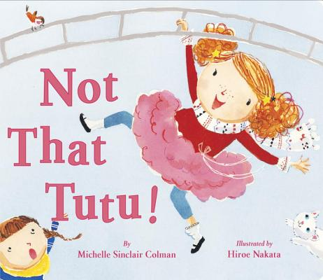 Not That Tutu! Cover Image