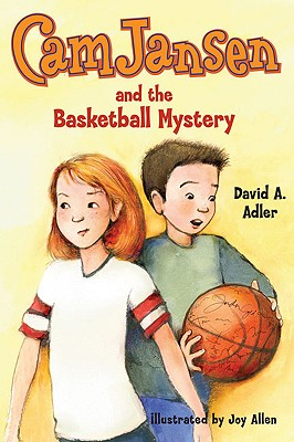 Cam Jansen and the Basketball Mystery Cover Image