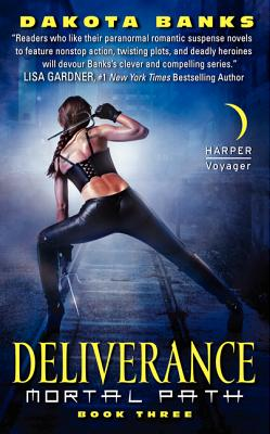 Deliverance: Mortal Path Book Three Cover Image