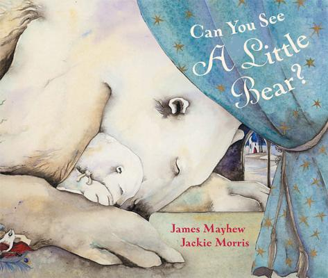 Can You See a Little Bear? Cover