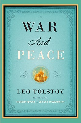 War and Peace (Vintage Classics) Cover Image