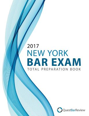 2017 New York Bar Exam Total Preparation Book Cover Image