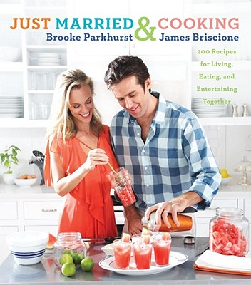 Just Married and Cooking Cover