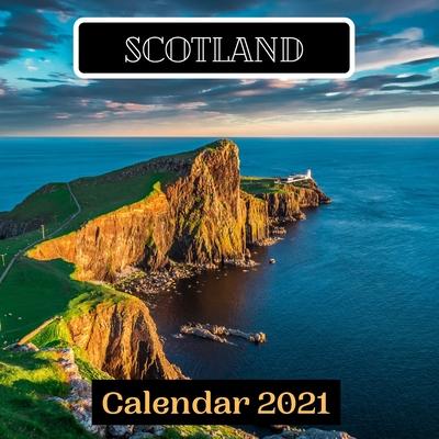 Scotland Calendar 2021 Cover Image