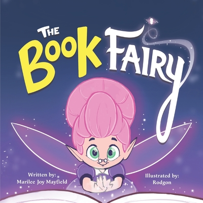 The Book Fairy Cover Image