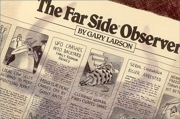 The Far Side Observer Cover Image