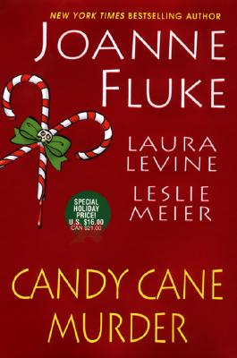 Candy Cane Murder Cover