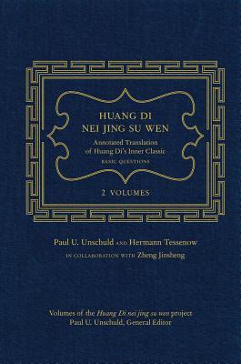 Cover for Huang Di Nei Jing Su Wen