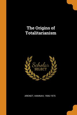 The Origins of Totalitarianism Cover Image