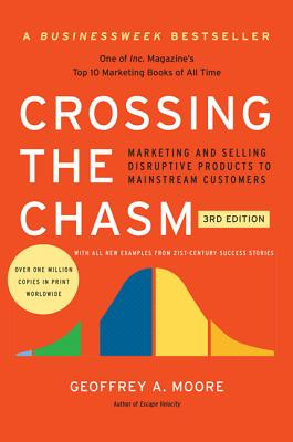 Crossing the Chasm, 3rd Edition Cover