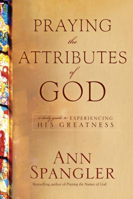 Praying the Attributes of God Cover