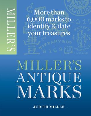Miller's Antique Marks Cover Image