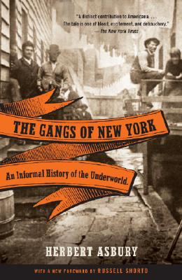 The Gangs of New York Cover