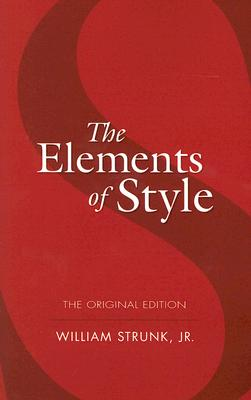 The Elements of Style Cover