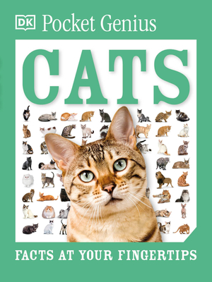 Pocket Genius: Cats Cover Image