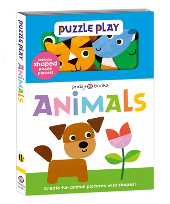 Puzzle Play: Animals Cover Image