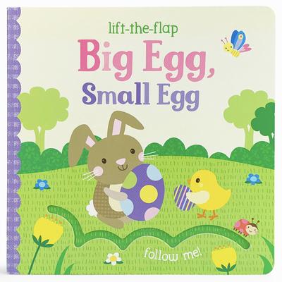 Big Egg, Small Egg Cover Image