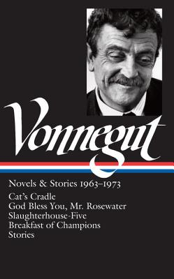 Kurt Vonnegut Cover