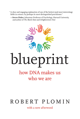 Blueprint, with a New Afterword: How DNA Makes Us Who We Are Cover Image