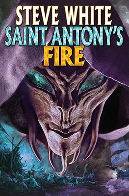 Saint Antony's Fire Cover Image